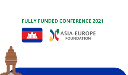 4th ASEF Young Leaders Summit 2021 in Cambodia, Fully Funded