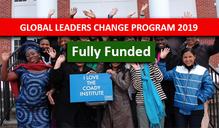 Global Change Leaders  2018 Program Fully Funded Canada - Student Exchange Programs