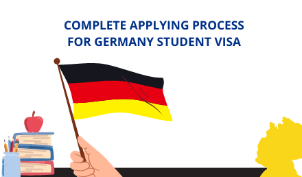 How to get a student Visa for Germany - Study in Germany