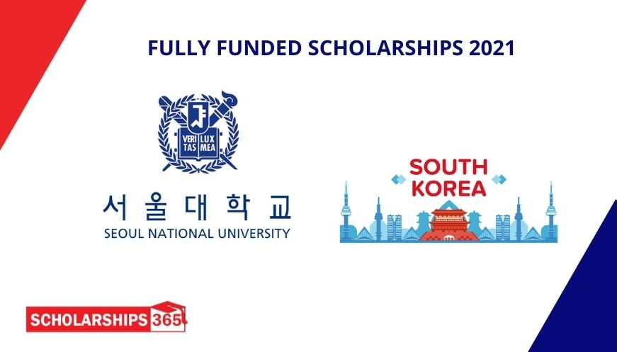 Seoul National University Global Scholarship 2021 in South Korea - Fully Funded