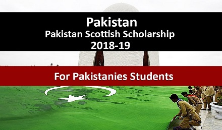 Pakistan Scottish Scholarship For Pakistanies Students