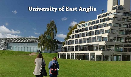 International Scholarships 2018 at University of East Anglia