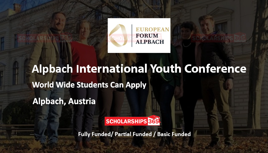 International Alpbach Youth Conference in Austria 2020 - Fully Funded
