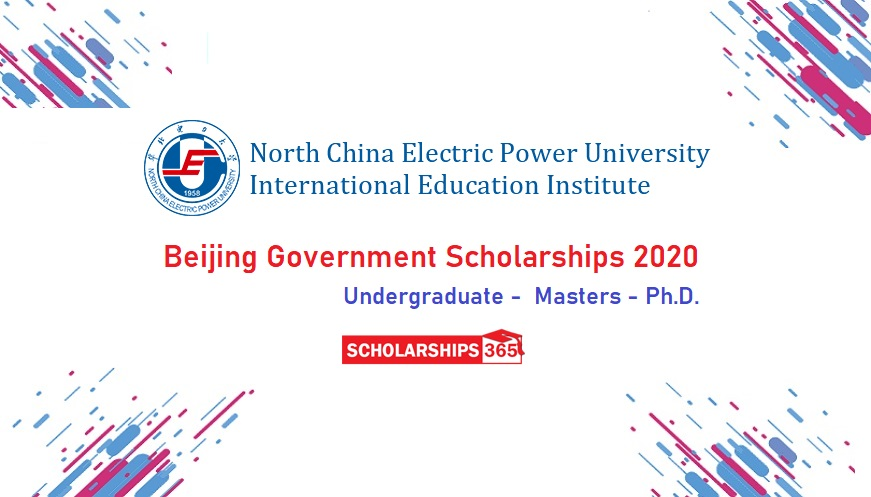 Beijing Government Scholarship (BGS) 2020 - North China Electric Power University