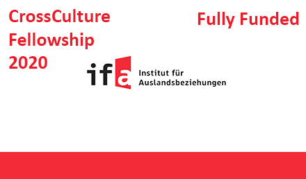 CrossCulture Program 2020 Germany Fully Funded - CCP 2020 - Fellowship