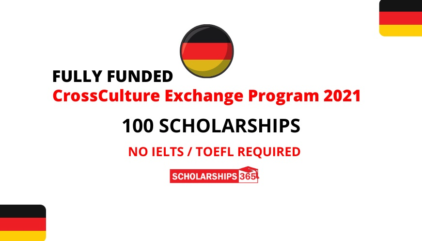 CrossCulture Fellowship Program in Germany 2021 - Fully Funded - CCP 2021