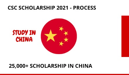 Chinese Government Scholarship Process 2021 - Study In China