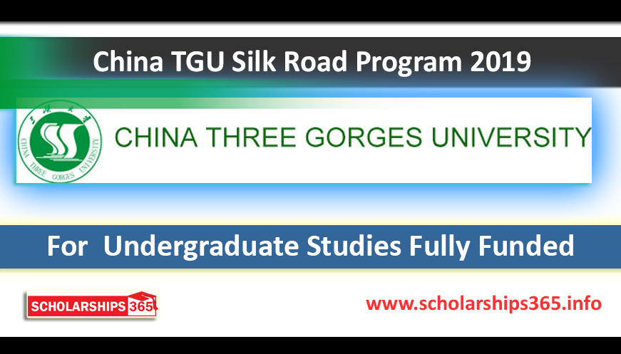 China Three Gorges University Chinese Government Scholarship Silk Road 2019 - Fully Funded