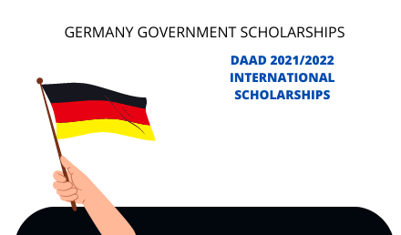 DAAD Scholarship 2021-2022 in Germany Fully Funded - MS, PhD