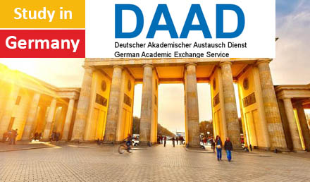 DAAD Scholarship 2021 in Germany Fully Funded - MS, PhD