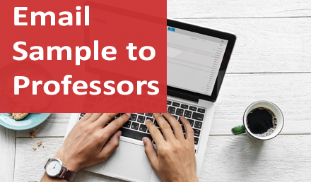 Email sample to Professor - Acceptance Letter for CSC 2021