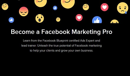 Exclusive Facebook Marketing Online Course - Expert Level