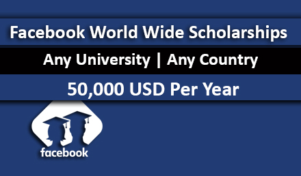 Facebook Fellowship Program and Emerging Scholar Awards - Fellowship