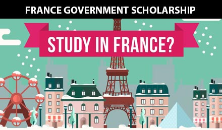 France Government Scholarship 2020-2021 - Fully Funded - Undergraduate Scholarships 2020-2021