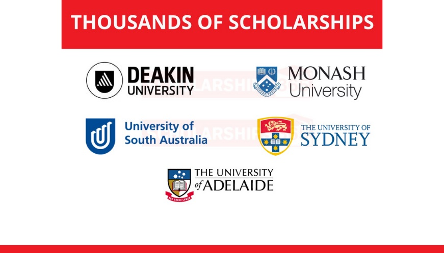 Scholarship for International students in Australia 2020-2021 - Study in Australia