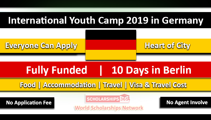 International Youth Leadership Program 2019 in Berlin Germany - Youthopia Activist Camp