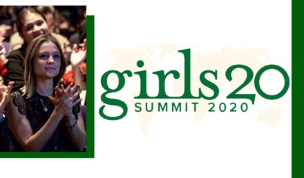 Girls20 Global Summit 2020 in Riyadh, Saudi Arabia