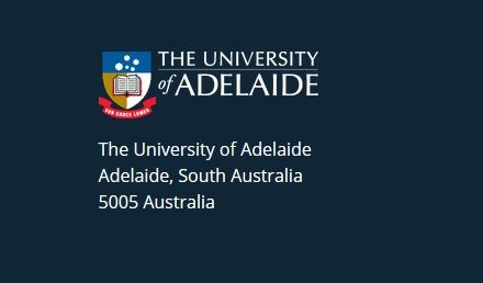 Adelaide University - Global Academic Excellence Scholarship