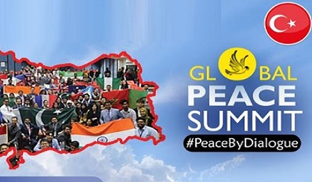 Global Peace Summit 2020 in Istanbul, Turkey - Fully Funded