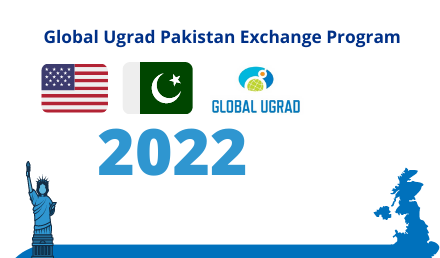 Global UGRAD 2022 Pakistan Exchange Program to USA