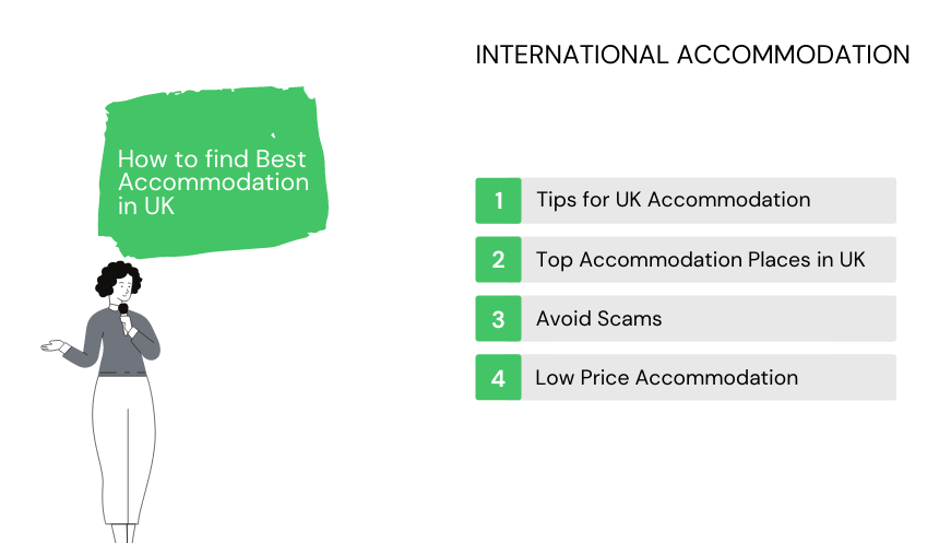 How to find the best student accommodation in UK