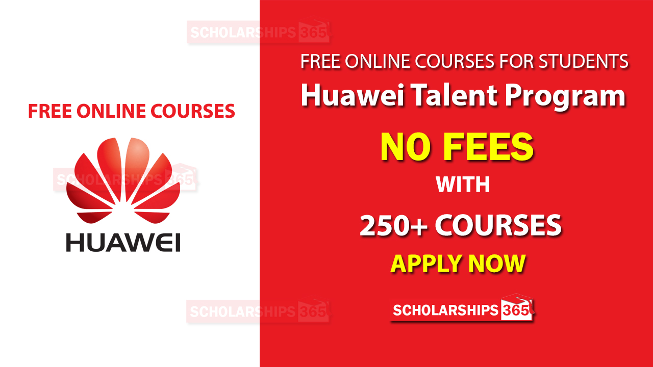Huawei Free Online Courses 2020 | Huawei Talent Learning Program