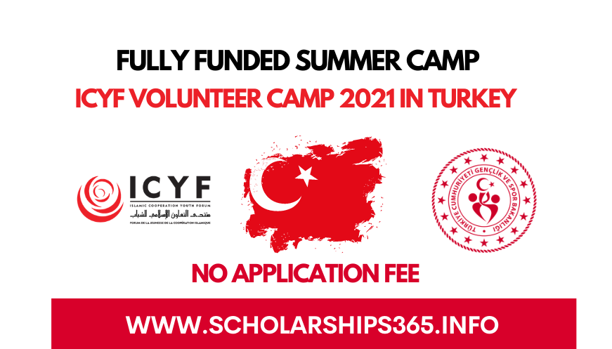 ICYF Young Volunteers Camp 2021 in Turkey | Fully Funded Summer Camp