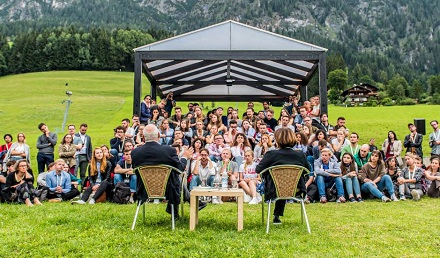 International Alpbach Youth Conference in Austria 2020