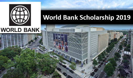 World Bank Scholarships 2019 in Africa, USA and Japan