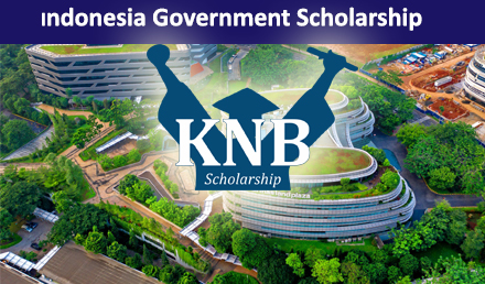 KNB Indonesian Government Scholarships 2019