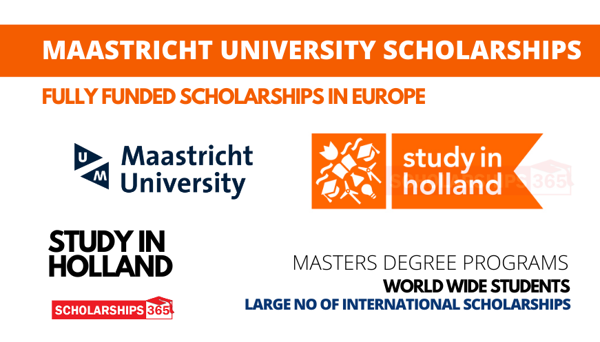 Maastricht University Scholarships 2022 in Holland - Fully Funded