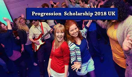 International Foundation Progression Scholarship 2018-2019