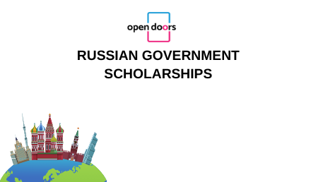 Russian Government Scholarship 2022 - Study in Russia