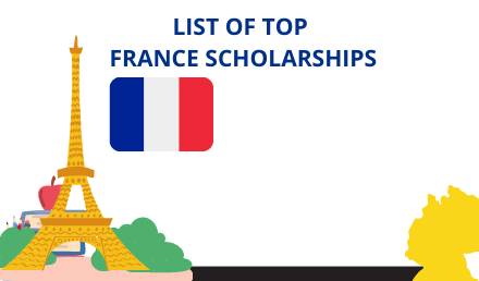 Scholarships in France 2021/2022 | Study in France