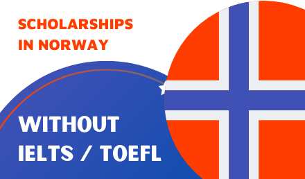 Scholarships in Norway 2022/23 without IELTS Study in Norway