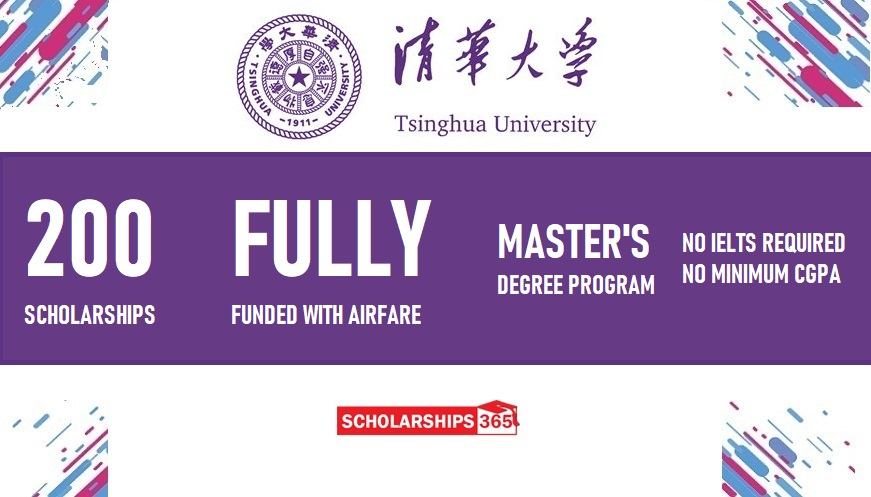 Schwarzman Scholarship 2020 for International Students - Fully Funded - Study in China