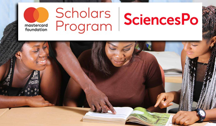 120 Sub Saharan African Scholarships in France 2019