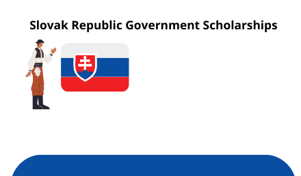 Slovak Republic Government Scholarships 2021/2022 - Undergraduate Scholarships 2020-2021