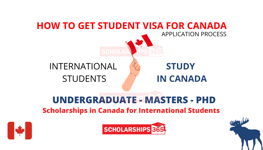 How to get a student visa for Canada for Study in Canada