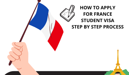 How to get a student Visa for France - Study in France - Undergraduate Scholarships 2020-2021