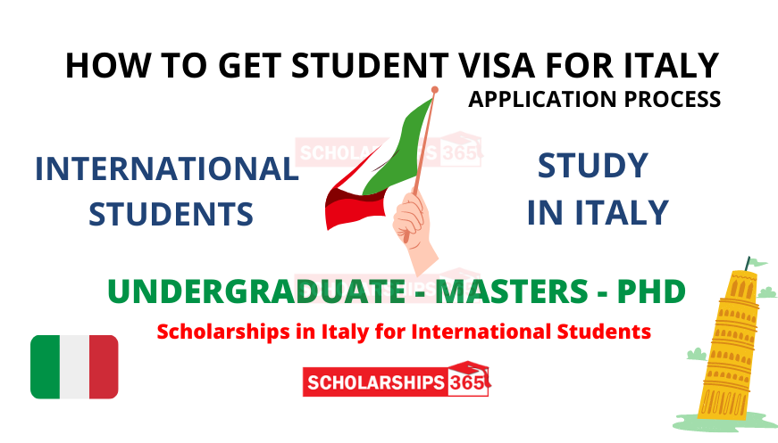 How to get a student visa for Italy for Study in Italy