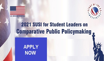 SUSI Summer Exchange 2021 in United States of America