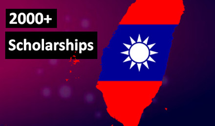 Taiwan Scholarships 2020-2021 for International Students
