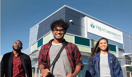 Trent University - Scholarships & Awards - Study in Canada - Undergraduate Scholarships 2020-2021