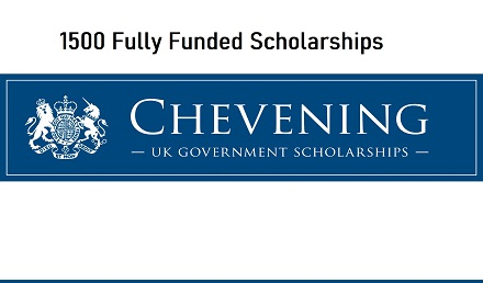 Chevening Scholarship 2021-2022 in UK - Fully Funded
