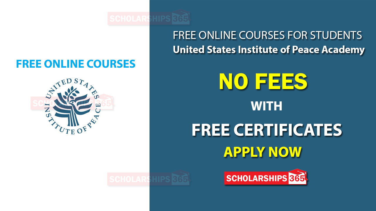 United States Institute of Peace Free Online Courses - Free Certificates