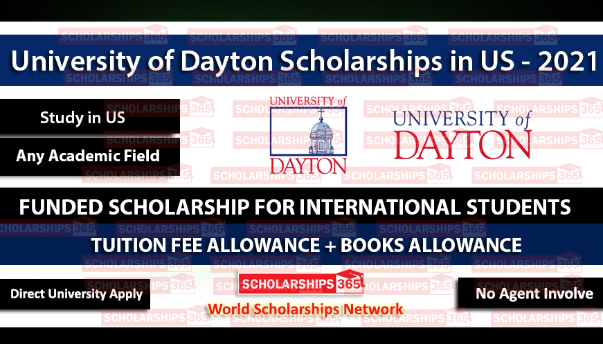 University of Dayton Undergraduate Scholarships 2021 - Study in USA