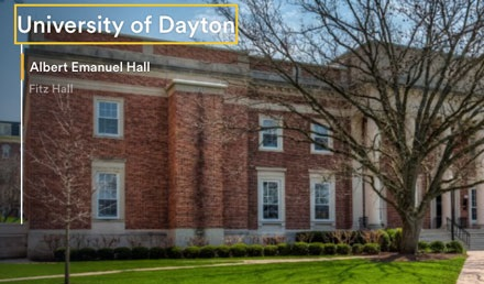 University of Dayton, USA Undergraduate Scholarships 2021