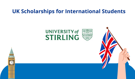 University of Stirling Undergradaute Scholarships 2021 in UK