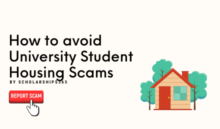 How to avoid University Student Housing Scams | Abroad Study